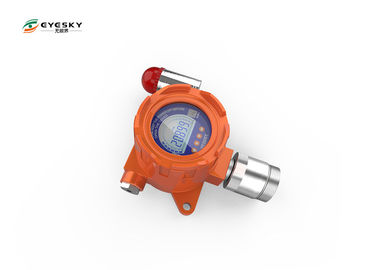 Hydrogen Fluoride Fixed Gas Leak Detector Wall Mounted Suction Type