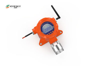 0 - 100%Vol Carbon Dioxide Wireless Gas Detector With Bilingual Operating System