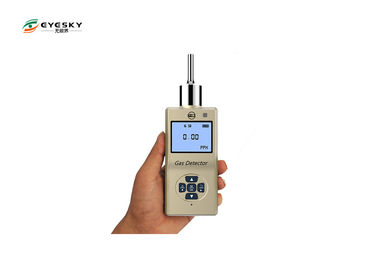 Portable Nitrogen Gas Detector , IP66 Protection Grade Electronic Leak Detector