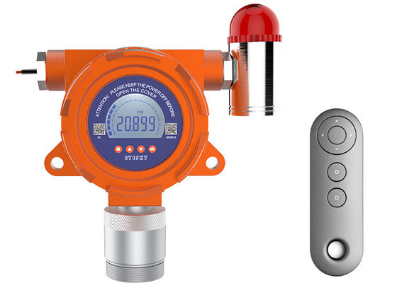Orange online Benzene Gas Detector , Spraying Workshop Xylene Gas Detector pid voc detector fixed gas alarm ex d iic